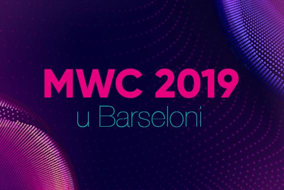 Pridružite nam se na MWC 2019!