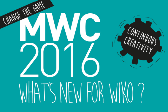 Zavirimo u nove Wiko proizvode koji su lansirani na Svetskom kongresu mobilne telefonije 2016!