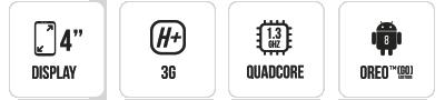 SUNNY3 Mini main specifications