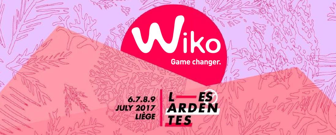 Wiko @LES ARDENTES 2017