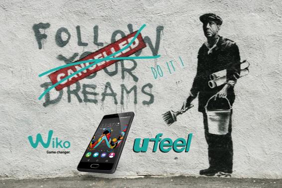 UFEEL - Campagne Urban / Street Art.
