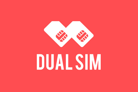 De dubbele SIM van Wiko