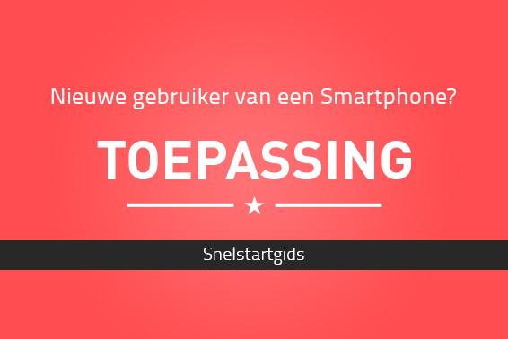 Toepassing Snelstartgids
