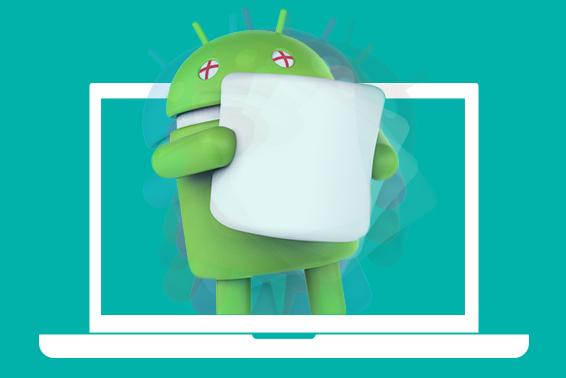 Update: AndroidTM verbindingsproblemen oplossen
