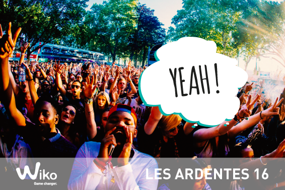 Wiko - Ardentes 2016 GO !