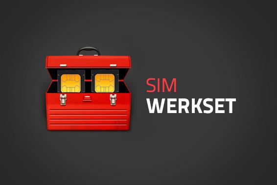 SIM werkset