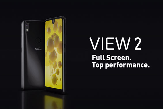 Wiko - View2 Collection, Full Screen, top performance