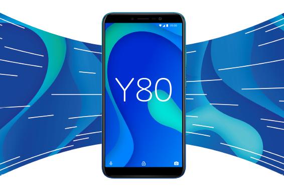Y80 vervollständigt die Y Serie 2019