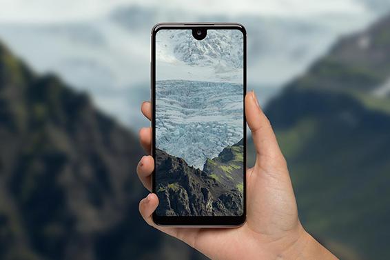 View2 Collection: Ein Full Screen Smartphone: 19:9 für einen Widescreen, der euch verblüffen wird