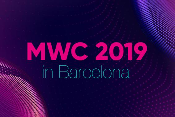 Kommt uns auf den MWC 2019 besuchen!