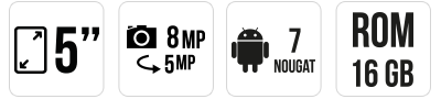 LENNY4 main specifications