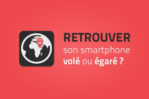 Retrouver son smartphone