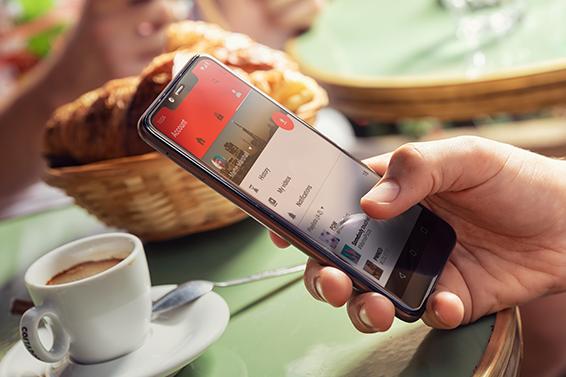 Grande autonomie des smartphones Wiko View2