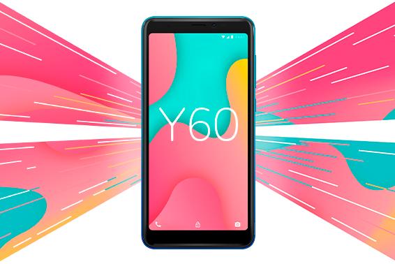 Wiko présente le nouveau Y60