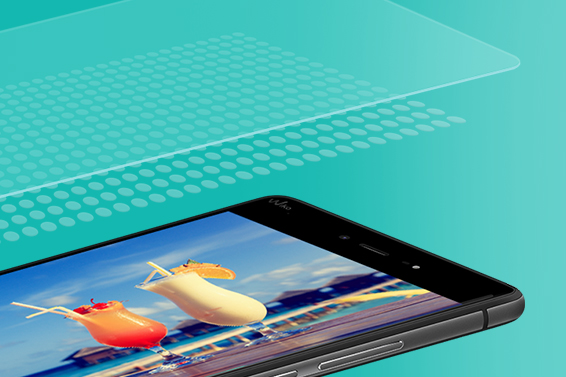 LE DISPLAY WIKO QUI SURPREND : FULL LAMINATION