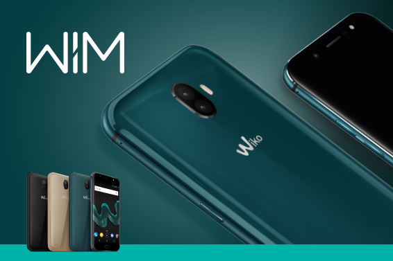 WIKO WIM - Serious camera, crazy sharing
