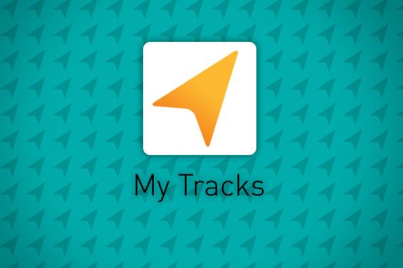 Tempi da record con l'applicazione My Tracks