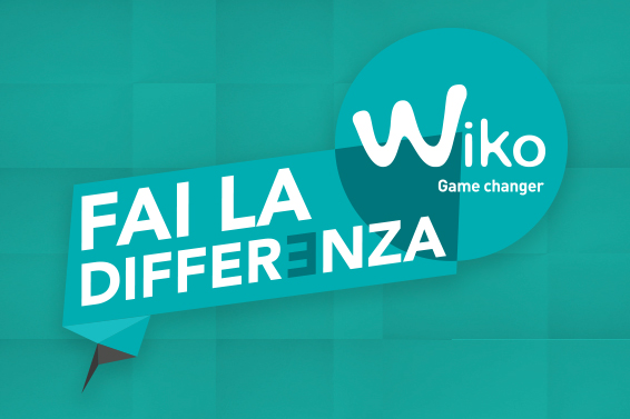 Fai la differenza con WIKO!