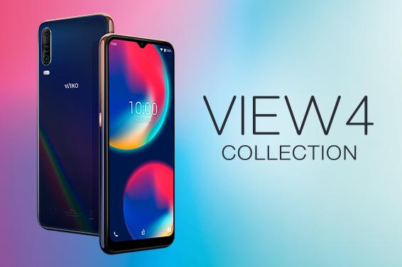 Vi presentiamo la View4 Collection