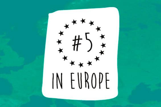 Célébrons ! Wiko arrive dans le top 5 Européen !