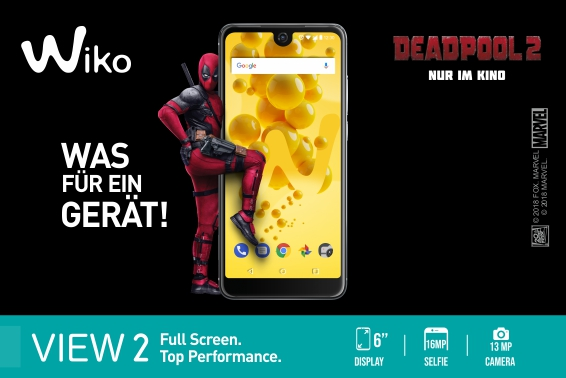 Wiko View 2 Smartphone Neues Handy 2018