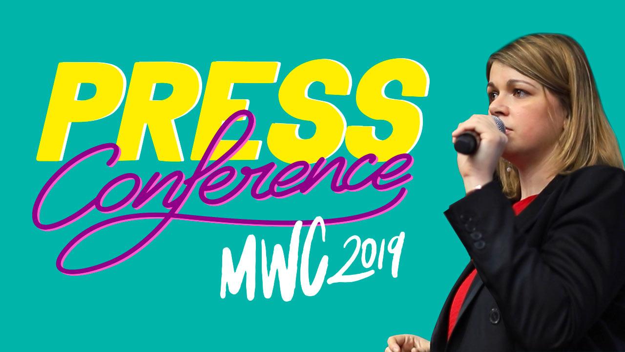 Entdecke Wiko's Neuheiten 2019: Schau Dir jetzt die Pressekonferenz an!