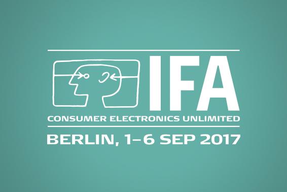 Auf geht's zur IFA. Sei dabei!