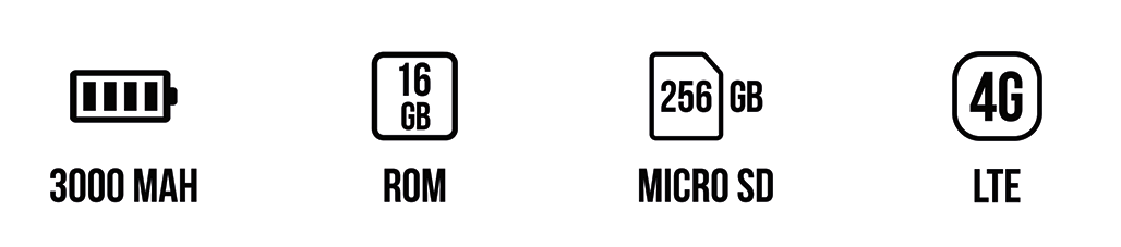 Y61 main specifications