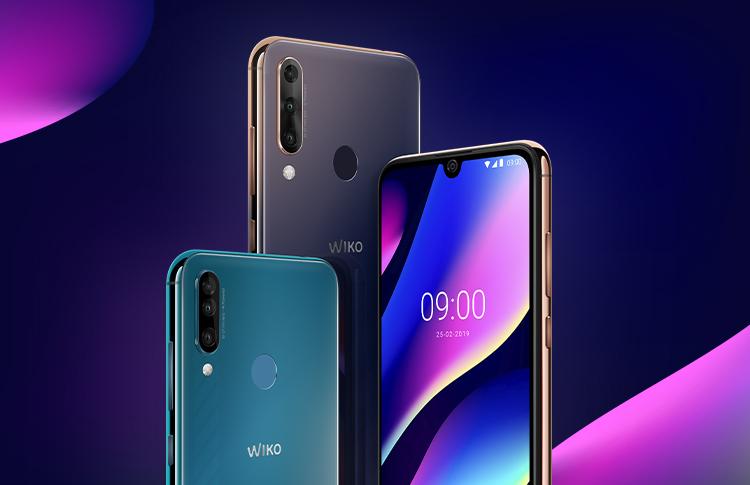 MWC 2019: Wiko bringt mit View3 Serie neueste Smartphone-Technologie in die Einsteigerklasse