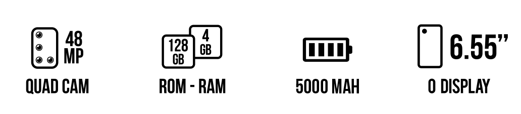 VIEW5 PLUS main specifications