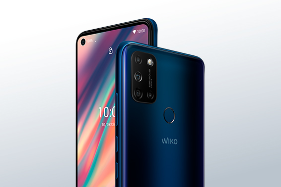 An der Spitze der Einsteigersmartphones: WIKOs neues Topmodell VIEW5 mit Vierfach- Kamera und 3,5 Tage Akkulaufzeit