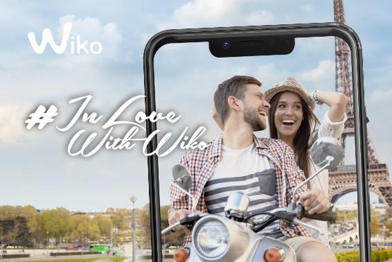 #InLoveWithWiko