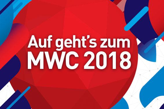 MWC 2018 News Bild