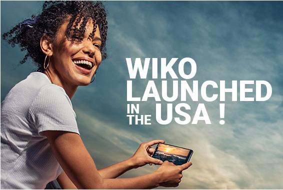 Wiko startet Smartphone Verkauf in den USA