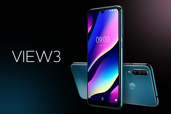 Neues Wiko View3 ab sofort verfügbar: Erstes Smartphone mit Dreifach-Kamera für unter 200 EUR