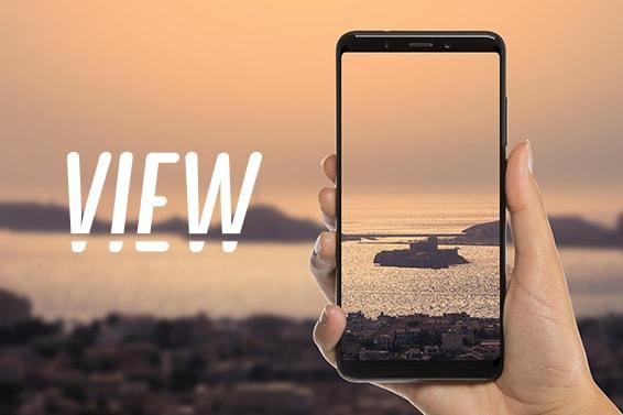 تشكيلة View من ويكو: هواتف ذكية بشاشات واسعة بلا حدود