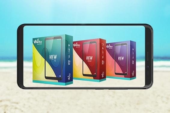 مسابقة Wiko Win: اربحوا هاتفا ذكيا من تشكيلة View!