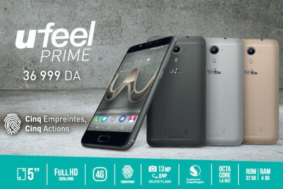 الهاتف الذكي ذو الأداء العالي Ufeel Prime