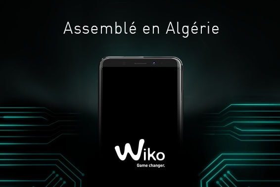 Smartphones Wiko Made in Bladi