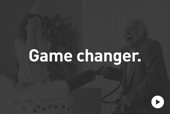 Let's be game changer !