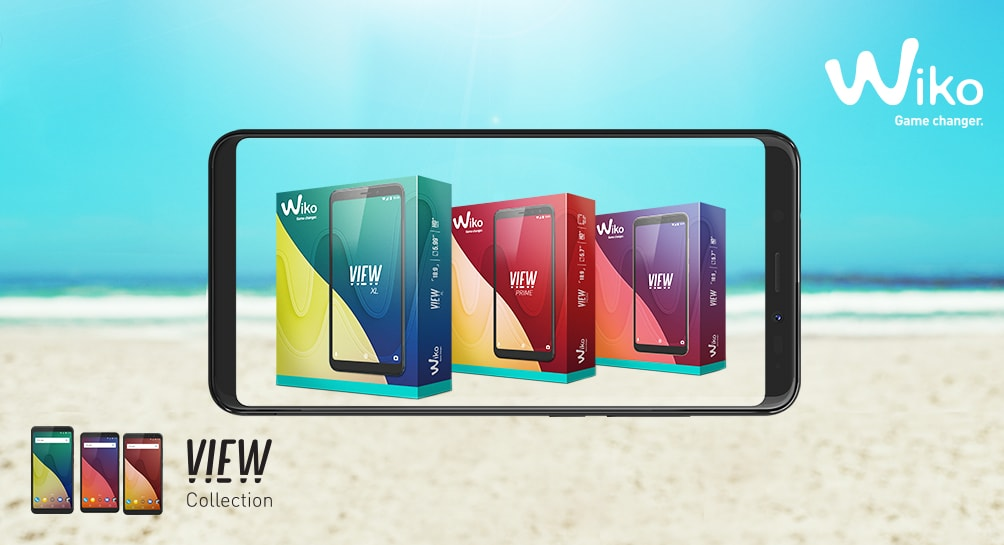 Jeu concours Wiko Win View Collection