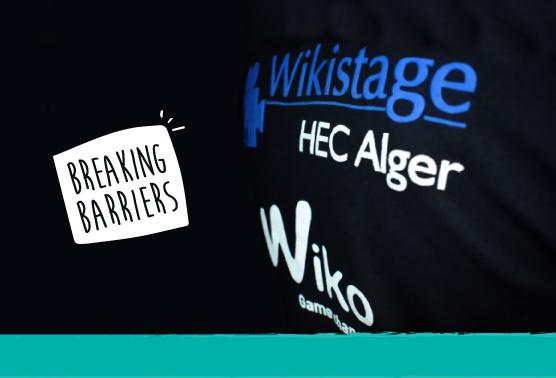 Wiko partenaire du WikiStage HEC Alger