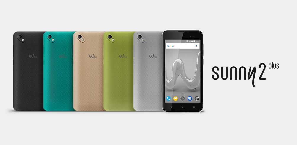 Wiko Sunny 2 Plus 7.0