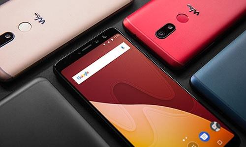 Smartphone borderless 4G Wiko Algérie - Wiko View Prime (présentation vidéo)
