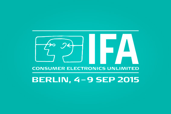 BERLIN CALLING! IFA 4-9 Sept.  2015