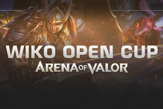 Wiko Open Cup Arena of Valor llega a ESL Play