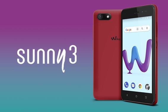 Sunny3: Diseño colorido y al mejor precio.