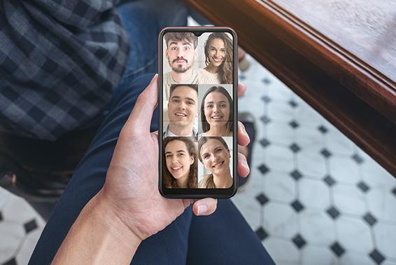 2 horas y media más de uso diario del smartphone durante el confinamiento