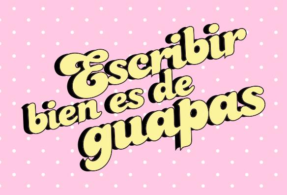 Wiko y La Vecina Rubia lanzan 'Escribir bien es de guapas'