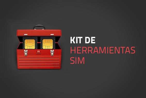 Kit de herramientas SIM